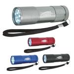Lampe de poche aluminium