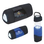 Lampe de poche/lanterne rectangulaire escamotable