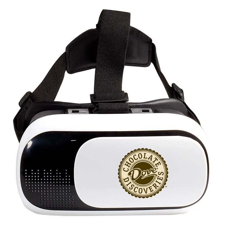 Lunettes de réalité virtuelle