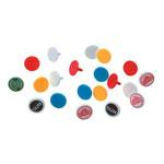 Marqueur à balle de golf de couleur