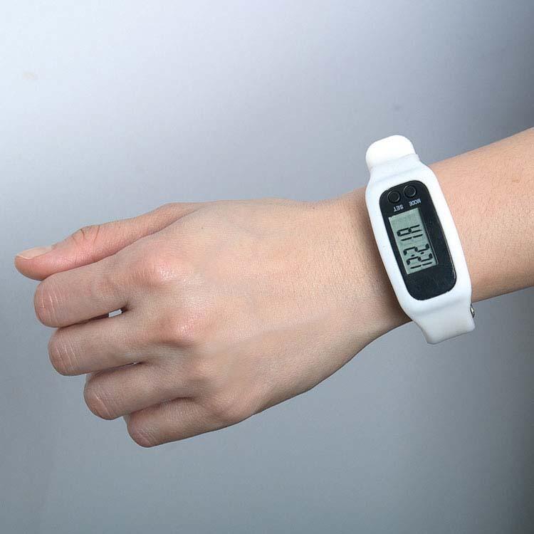 Montre podomètre Wrist Saunter #2
