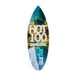 Nettoyeur d'écran - Planche de surf