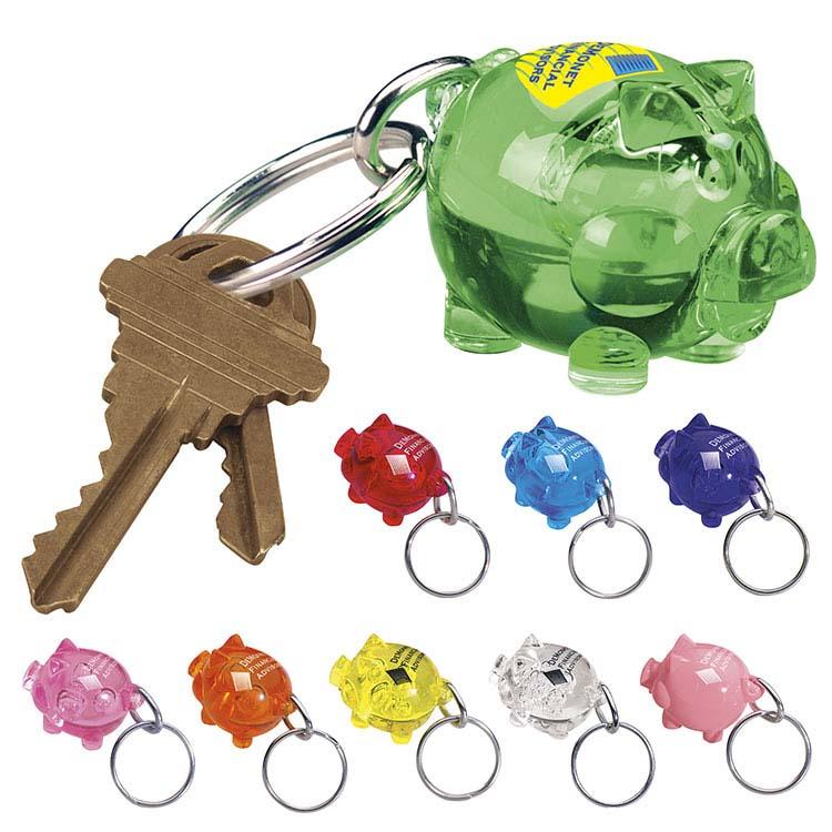 Porte-clés La Banque