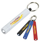 Porte-clés en plastique avec DEL