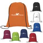Non-Woven Polypropylene Drawstring Backpack