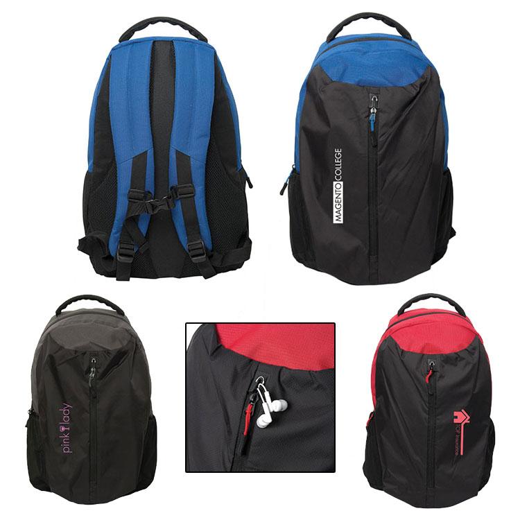 sac dos zip checker pour portable articles promotionnels et objets publicitaires. Black Bedroom Furniture Sets. Home Design Ideas