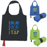 Reusable Foldable Polyester Tote