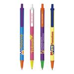 Stylo BIC Clic Stic ColorMax