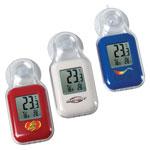 Thermomètre numérique Celcius intérieur/extérieur