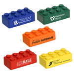 Building Block Stress Ball - Individual