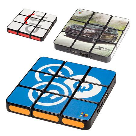 Chargeur portatif mince Cube Rubik #3