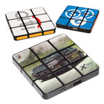 Chargeur portatif mince Cube Rubik