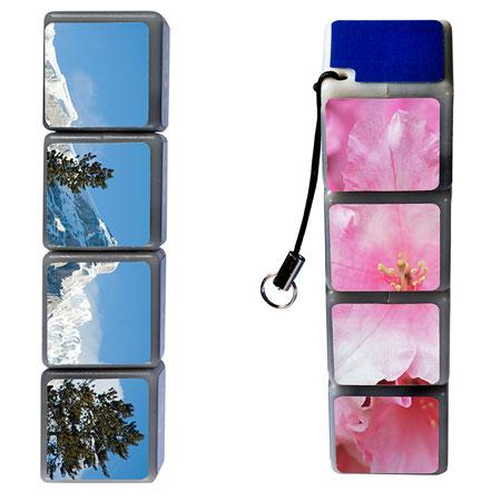 Chargeur portatif personnalisé Cube Rubik #3