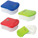 Sandwich Container with Ice Pack