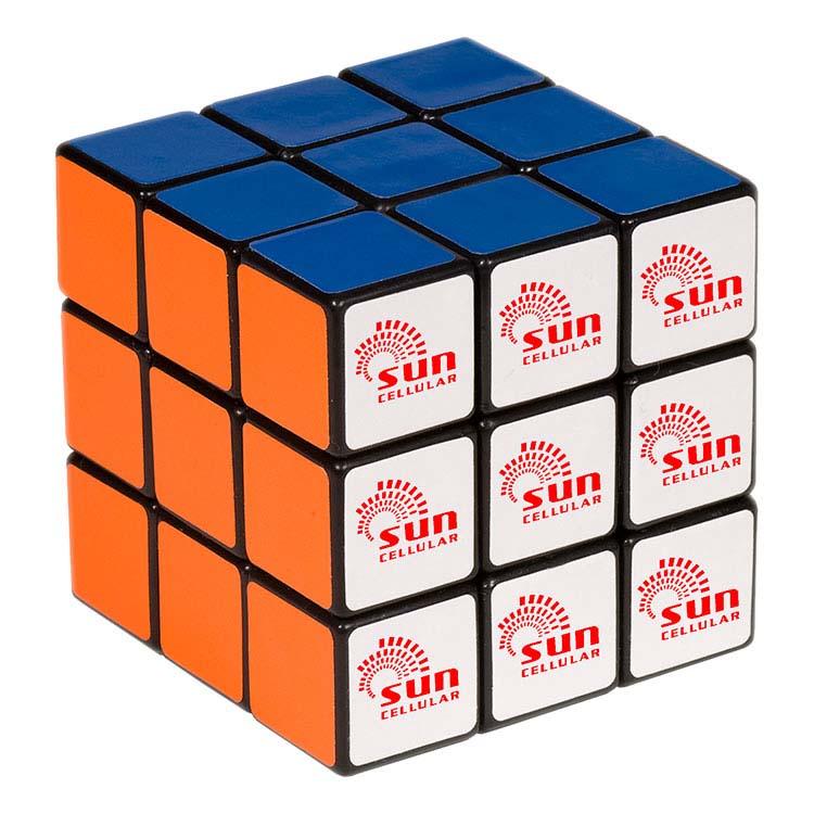 Cube Rubik 9 panneaux