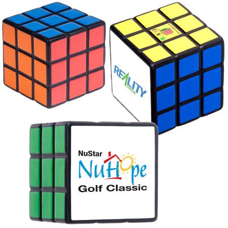 Cube Rubik balle anti-stress #2