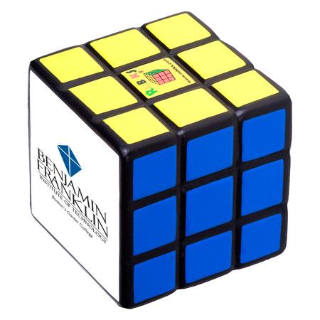 Cube Rubik balle anti-stress #3