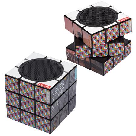 Cube Rubik haut-parleur Bluetooth personnalisé #2