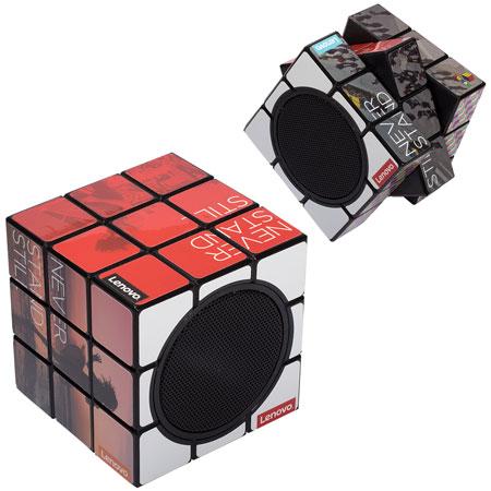 Cube Rubik haut-parleur Bluetooth personnalisé #3