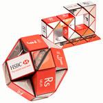 Cube Rubik serpent personnalisé