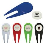 Fourchette de golf Royalton en plastique