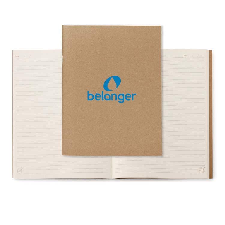 Grand cahier de notes ECO