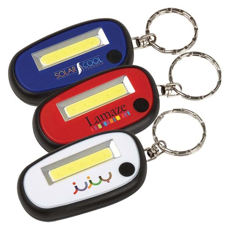 Lumière porte-clés à COB Multi Mode