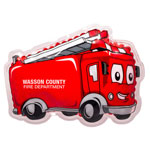 Fire Truck Hot/Cold Reusable Pack