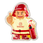 Firefighter Hot/Cold Reusable Pack