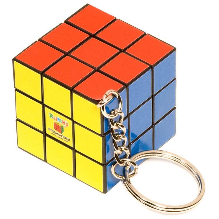 Petit porte-clés Cube Rubik