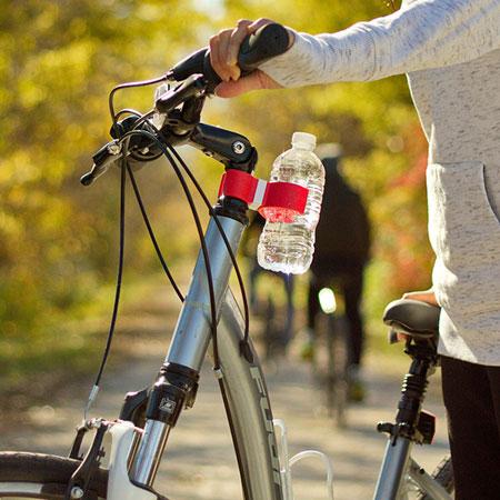 Bike Phone and Bottle Gripper #2