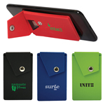 Latimer Silicone Smart Phone Wallet