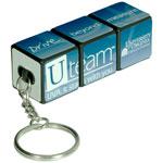 Porte-clés Cube Rubik personnalisé