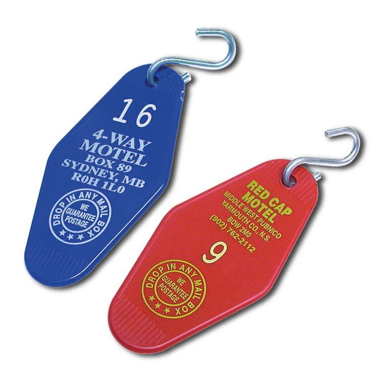 Porte-clés pour hôtel #2
