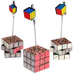 Porte-mémo personnalisé Cube Rubik