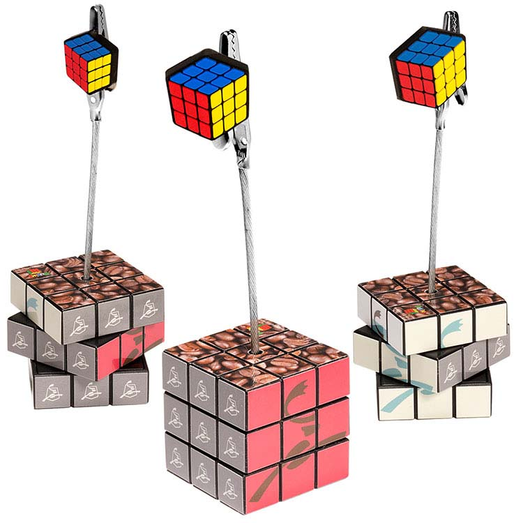 Custom Rubik's Cube NoteNest
