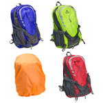 Alpine Hiking Backpack 35L with Rain Cover