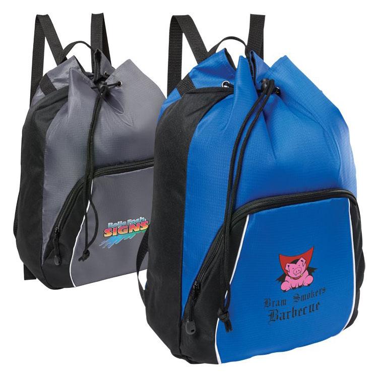sac dos de sport cordons tour articles promotionnels et objets publicitaires. Black Bedroom Furniture Sets. Home Design Ideas