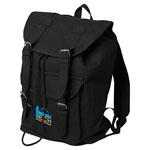 Street Talk Cotton Backpack