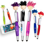 MopToppers Screen Cleaner with Stylus Pen