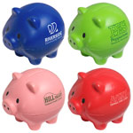 Piggy Bank Stress Ball