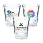 1.5 oz HD Clear Shot Glass