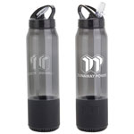 Fusion 12 oz Combo Water Bottle and Wireless Speaker