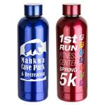 Bouteille Sleek-Sip en acier inoxydable isolée sous vide de 17 oz