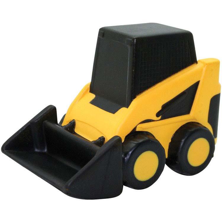 Bulldozer à chargement frontal anti-stress