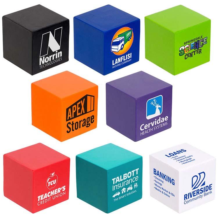 Cube Stress Ball