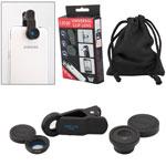 Objectifs de caméra Clip-On pour téléphone