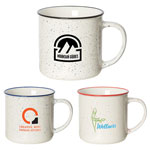 Beach House Speckled Mug 12 oz