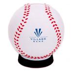 Tirelire balle de baseball