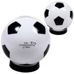 Tirelire ballon de soccer